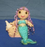 The little mermaid by mevsk