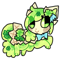 Lucky clover slimerock pup auction REOPENED by puqqie
