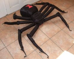 Halloween spider. by Shoshannah84
