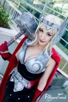 SDCC14 - Thor by BlizzardTerrak