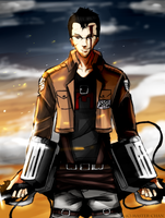 Attack On Markiplier by Master-chan