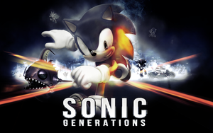 Sonic Generations Battlefield by darkfailure