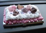 Decoden Business Card Holder by angel-kitty