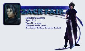 SF Profile Header : Zack by BlindTaleTeller