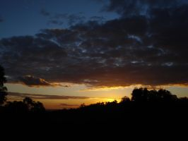 Sunset1 20th July 2010 by AussieSheilaSunsets