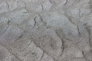 Textures - Wet Sand by Qrinta-Stock