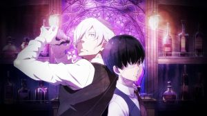 Bartenders of Death - Death Parade x Tokyo Ghoul by 34Kai