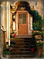 A Door in Charleston by SHParsons