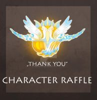 [closed] Thank you - Character raffle by kkako