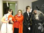 Me with Black Butler group by LordBlumiere