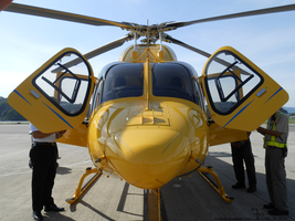 Helicopter 20140529 _ Bell 429 _ 2 by K4nK4n