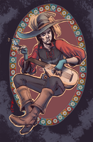 The Bard by quotidia