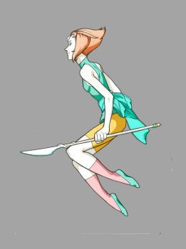 Pearl by Drew-Draw