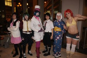 Ao no Exorcist group preview by Senephrin