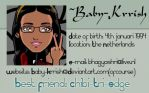 DA ID by Baby-Krrish