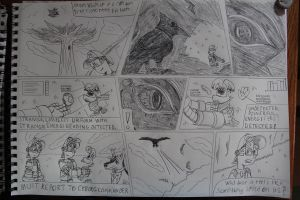 Team SR spinoff comic part 8 by gizmo01