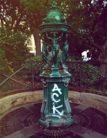 The Fountain by courtneyakennedy