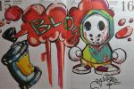grafitti deneme 23 by gorefucking