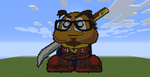 Gaijin Goombah Minecraft Fanart Submission by Drayle88