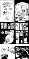 spaceduck preview 8 pages by jinguj
