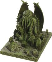 Cthulhu Domain figure by godofwarlover