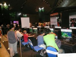 MORE FREEPLAY BOOTHS AT GCA by victortky