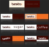 besito_cafe_business_card by livya