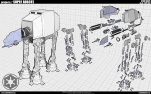 At-At Wip 002 by cosedimarco