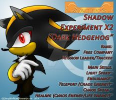 SL/SLC Profile NPC Dark Hedgehog by xXStoryWolfXx