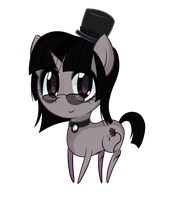 Chibi Necrose by StaticWave12