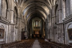 Enter the nave by jackjack87
