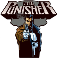 The Punisher by POOTERMAN