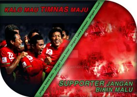 support timnas indonesia by djoelth
