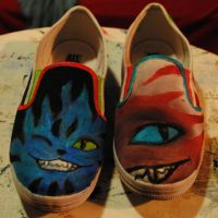 Cheshire shoes by Icemaya