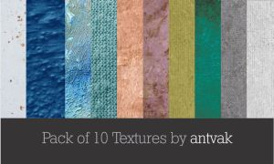 Pack of 10 Texture by Antvak