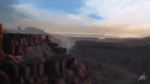 Canyon by Tobsen85