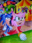 A date in Chao Carnival by mptails