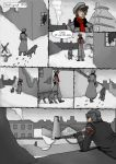 Sniper comic, Page One by smokewithoutmirrors