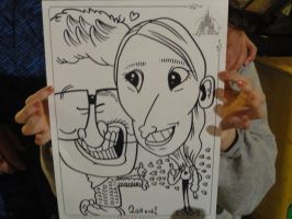 love caricature 5 by aaronphilby