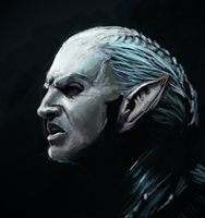 Quickie Malekith by Atarial