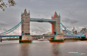 3D Tower Bridge, London by Rovanite