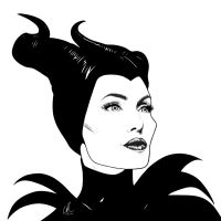 Maleficent - Mistress of Evil by LRitchieART