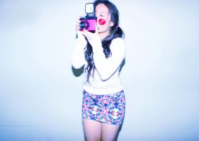Kisses to my new baby diana F+ by sarahchoa