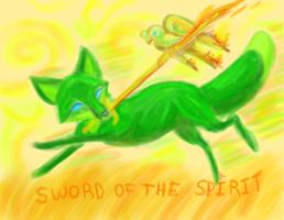 Sword of the Spirit by Frodo-Lion