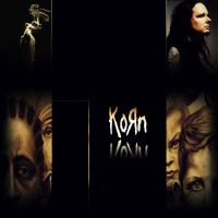 Korn YouTube Background by XM94