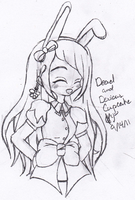 GC: Dead and Devious Cupcake by NobodysWanderingSoul