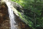 Hocking Hills Waterfall 11 by MaganEdinger