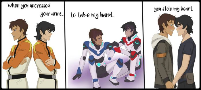 Klance Week Day 6 - Quote by Jenni41