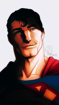 DC - Doing the Best He Can by Harseik