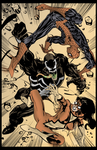 Spiders v.1 - ballabdog colors by SpiderGuile
